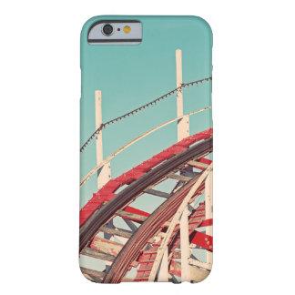 Vintage Retro Style Roller Coaster iPhone 6 Case