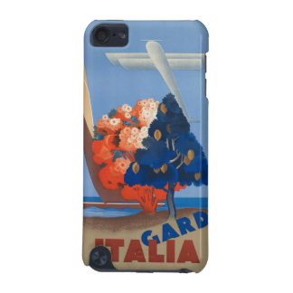 Vintage Retro Travel Art Poster Italy iPod Touch 5G Case
