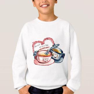 Vintage Retro Valentine's Day Sweatshirt