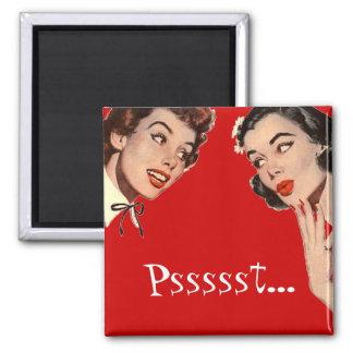 Vintage Retro Women Gossips Magnets