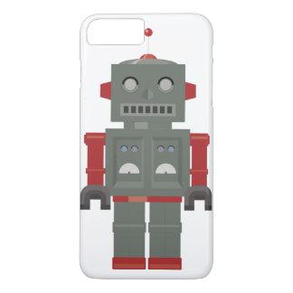 Vintage Robot iPhone 8 Plus/7 Plus Case
