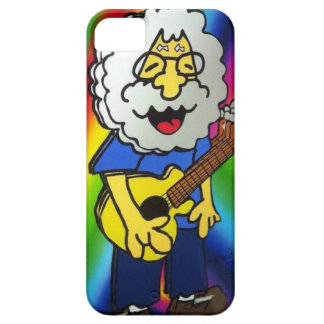 vintage rock star cartoon on iphone case iPhone 5 cases