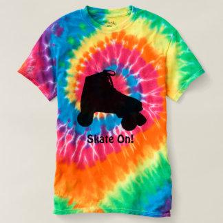 Vintage Roller Skate Silhouette T-Shirt