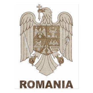 Vintage Romania Postcard