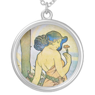 Vintage Romantic Art Custom Jewelry