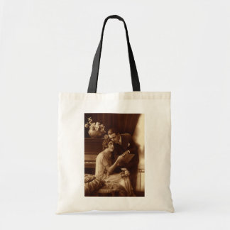 Vintage Romantic Music, Love and Romance Lovers Bags