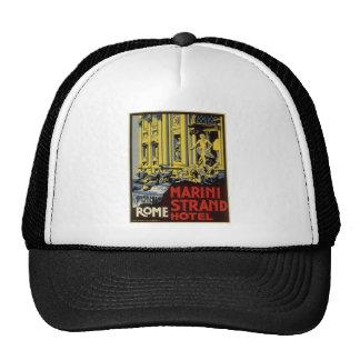 Vintage Rome Cap