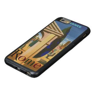 Vintage Rome Travel Poster Art OtterBox iPhone 6/6s Plus Case
