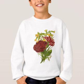Vintage Rose Bouquet Sweatshirt