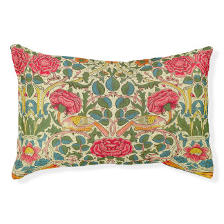 Vintage Rose Chintz Floral pattern