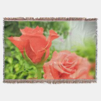 Vintage Rose Flowers