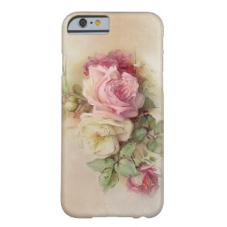 Vintage Rose iPhone 6 Case Barely There iPhone 6 Case