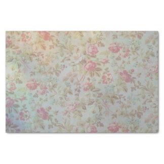 Vintage Rose Tissue Paper