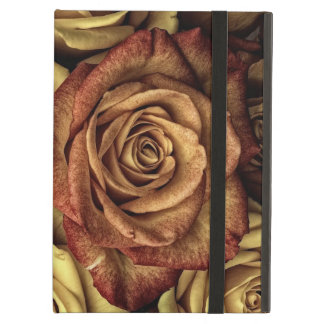 Vintage Roses Case For iPad Air