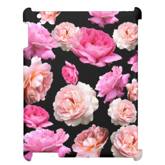 Vintage Roses Floral iPad 2/3/4 Slim Case Case For The iPad 2 3 4