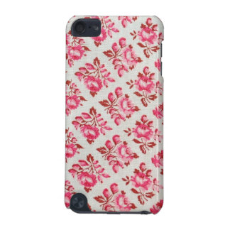 vintage roses in pink iPod touch (5th generation) covers