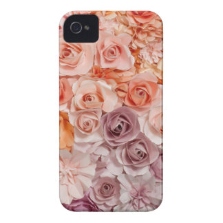 vintage roses iPhone 4 cover