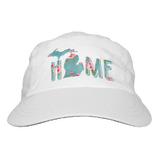 Vintage Roses   Michigan is Home Hat