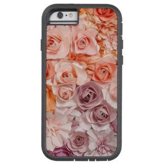 vintage roses tough xtreme iPhone 6 case