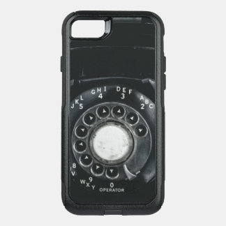 Vintage Rotary Phone OtterBox Commuter iPhone 8/7 Case