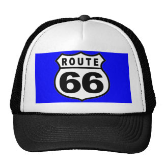 VINTAGE ROUTE 66 AMERICANA FATHER'S DAY HATS