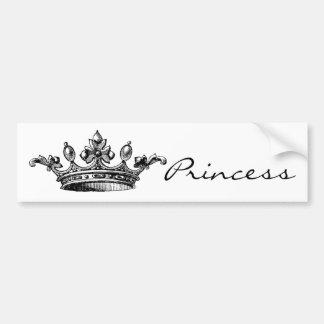 Vintage Royal Crown Bumper Stickers