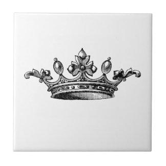 Vintage Royal Crown Tiles