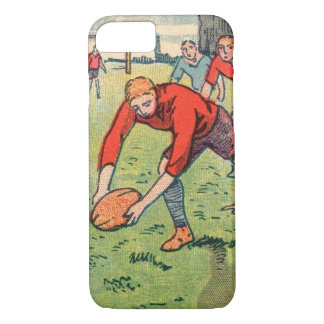 Vintage Rugby iPhone 7 Case