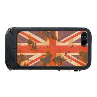 Vintage Rusted United Kingdom Flag Incipio ATLAS ID™ iPhone 5 Case