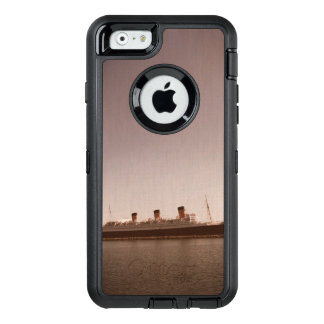 Vintage Rustic Sepia Aged Queen Mary Otter Box OtterBox iPhone 6/6s Case