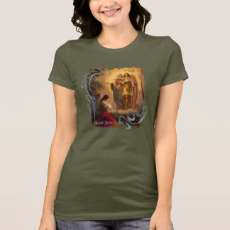 Vintage Saint Joan of Arc Women's T-Shirt
