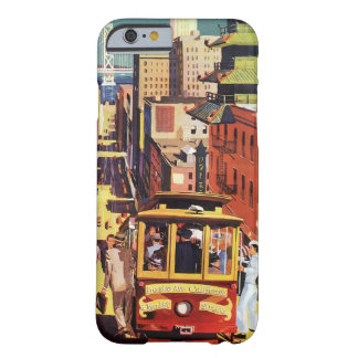 Vintage San Francisco Barely There iPhone 6 Case