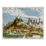 Vintage San Francisco Posters