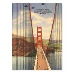 Vintage San Francisco, USA -