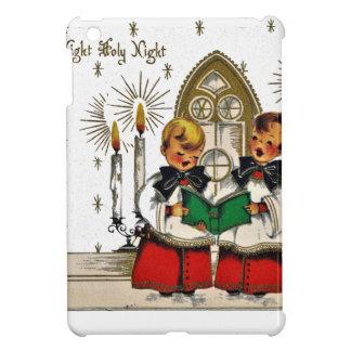 vintage-santa-christmas-post-cards-0029 iPad mini covers