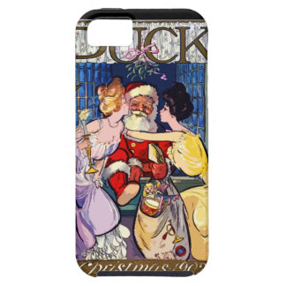 Vintage Santa Claus Case For The iPhone 5