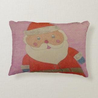Vintage Santa Claus Decorative Cushion
