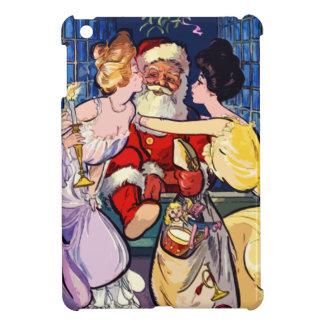 Vintage Santa Claus iPad Mini Covers