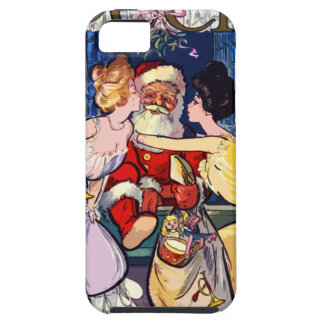 Vintage Santa Claus iPhone 5 Cover