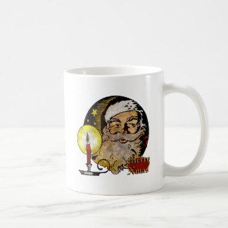 Vintage Santa Claus Mugs