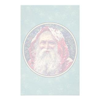 Vintage Santa Claus Stationery