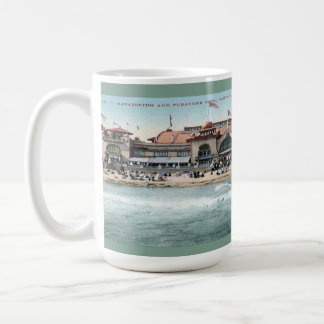 Vintage Santa Cruz Beach and Amusement Park Coffee Mug