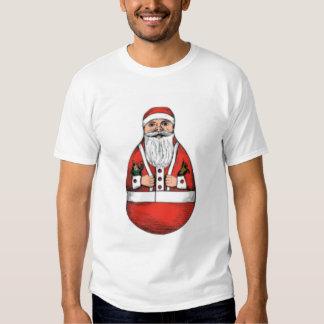 Vintage santa egg tee shirts