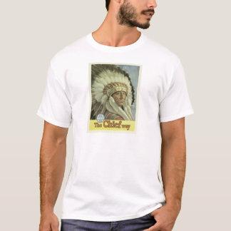 Vintage Santa Fe New Mexico The Chief Way T-Shirt