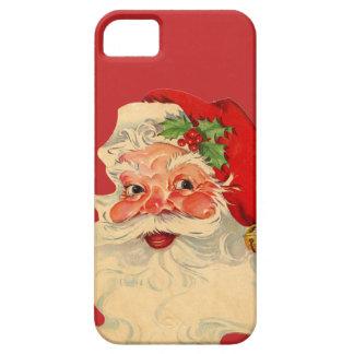 Vintage Santa iPhone5 Cases