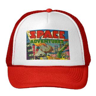 VINTAGE SCI FI COMICS (1950's SPACE ADVENTURES) Cap