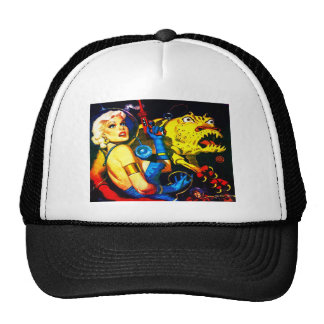 VINTAGE SCI FI COMICS (SPACE AGE) CAP