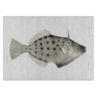 Vintage Science NZ Fish - Smooth Leatherjacket Cutting Boards