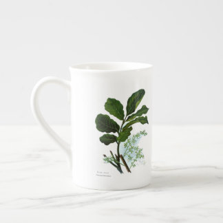 Vintage Science  NZ Flowers - Kohe Kohe Tea Cup