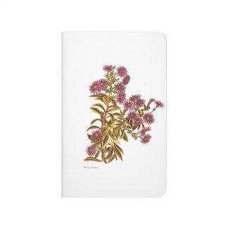 Vintage Science NZ Flowers - Olearia semidentata Journal